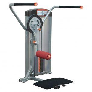Многофункциональный тренажер для бедер и ягодичных мышц AeroFit Impulse Functional IF8109 (77 кг)