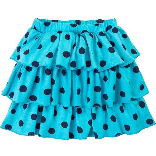 Юбка для девочек 2-5 лет Bonito BK1193Y голубая