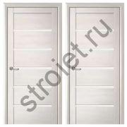 Двери L26 Бьянко микрофлекс