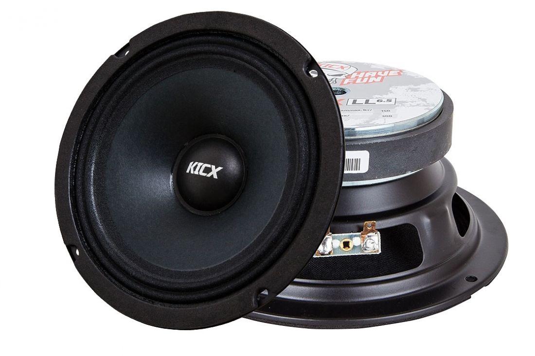 KICX LL6.5 (4 Ohm)