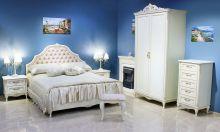 Спальня Марсель 2-дверный шкаф