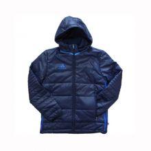 Детская утеплённая куртка adidas Condivo 16 Padded Jacket тёмно-синяя