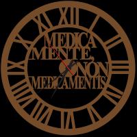 Часы настенные медикаменты