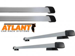 Алюминиевая дуга ATLANT прямоугольный профиль