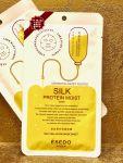 Маска для лица Esedo Korea Silk Protein Moist Mask, 30 мл