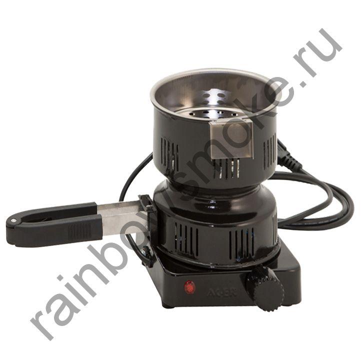 Плитка для розжига угля Ager с управлением температурой
