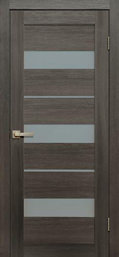 Дверь межкомнатная Чикаго   Ясень грэй (Цена за комплект)