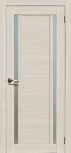 Дверь межкомнатная Нью- Йорк ясень снежный  (Цена за комплект)