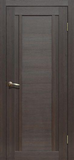 Дверь межкомнатная Дели дуб мокко   (Цена за комплект)