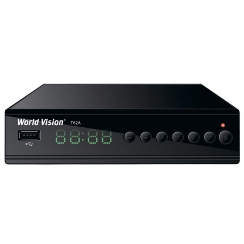 DVB-T2 ресивер World Vision T62A