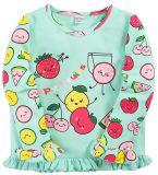 Кофта для девочки Bonito ментоловая Happy Fruits