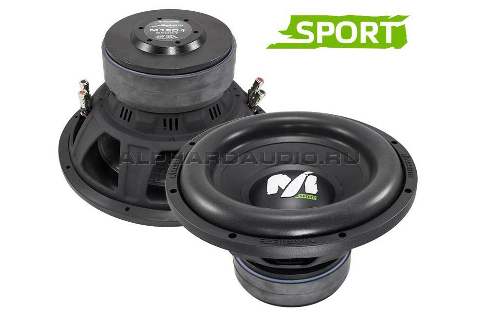 Alphard Machete Sport 12D2 v2