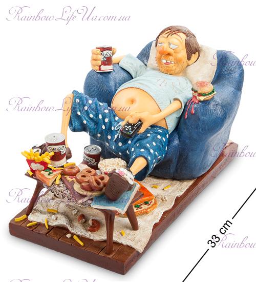 """Статуэтка Лентяй """"Couch Potato. Forchino"""""""