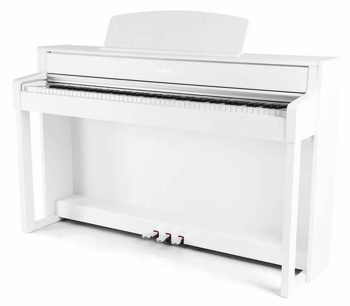 Gewa UP 380 G WK White matt Цифровое пианино