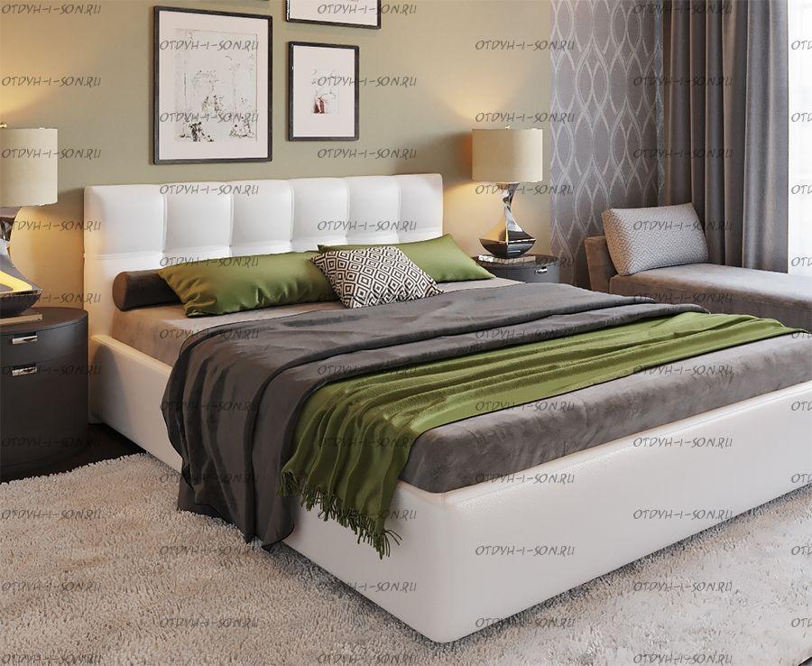Кровать с подъемным механизмом Сандра Perrino 2.0 промо