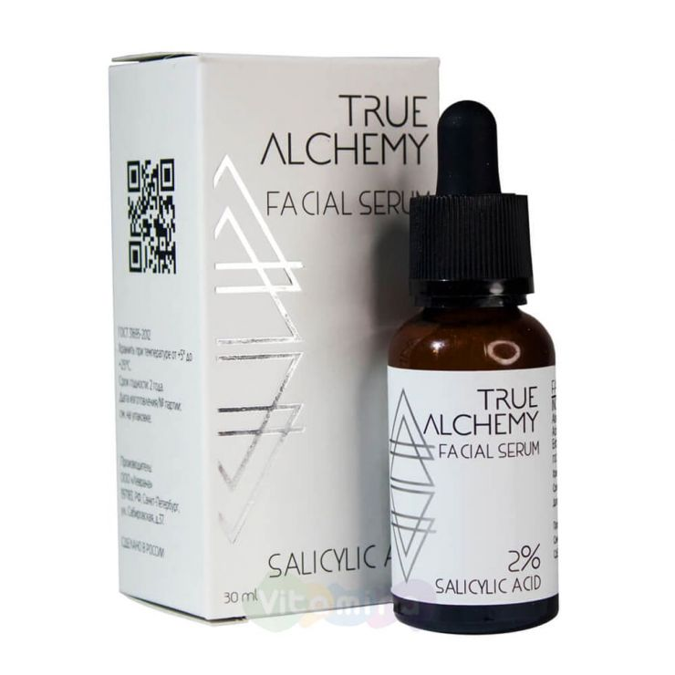 "True Alchemy Сыворотка ""Салициловая кислота"" Salicylic Acid 2%, 30 мл"