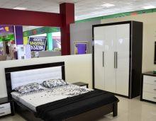 Шкаф МАРТЕЛЬ для одежды б/з 3-дверный
