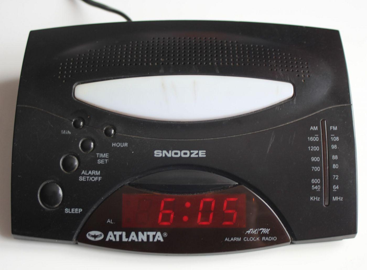 Радиоприемник Atlanta AT-32