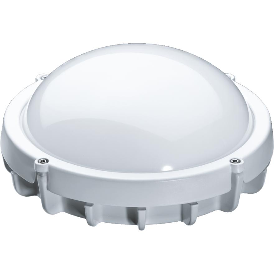 Светодиодный светильник ЖКХ Navigator NBL-R1-8-4K-WH-IP65-LED 8W