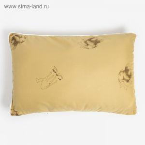 """Подушка """"Акварель"""", размер 40х60 см, вербл. шерсть/тик (сумка)   4315616"""