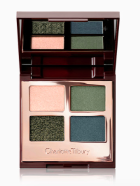 Палетка теней Charlotte Tilbury - LUXURY PALETTE THE REBEL