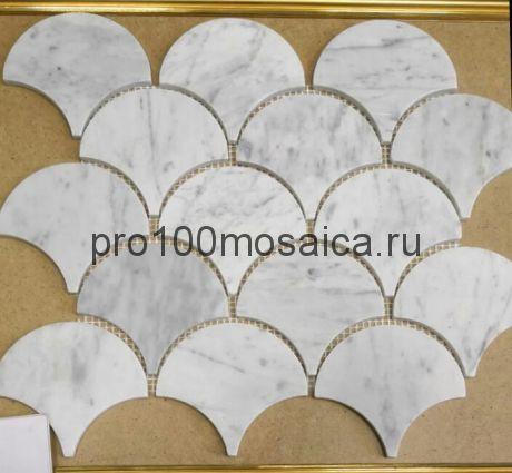 KA102 Мозаика серия Камень размер чипа 103*90, мм: 330*285*7 (Happy Mosaic)