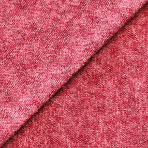 Лоскут трикотажной ткани Брусника