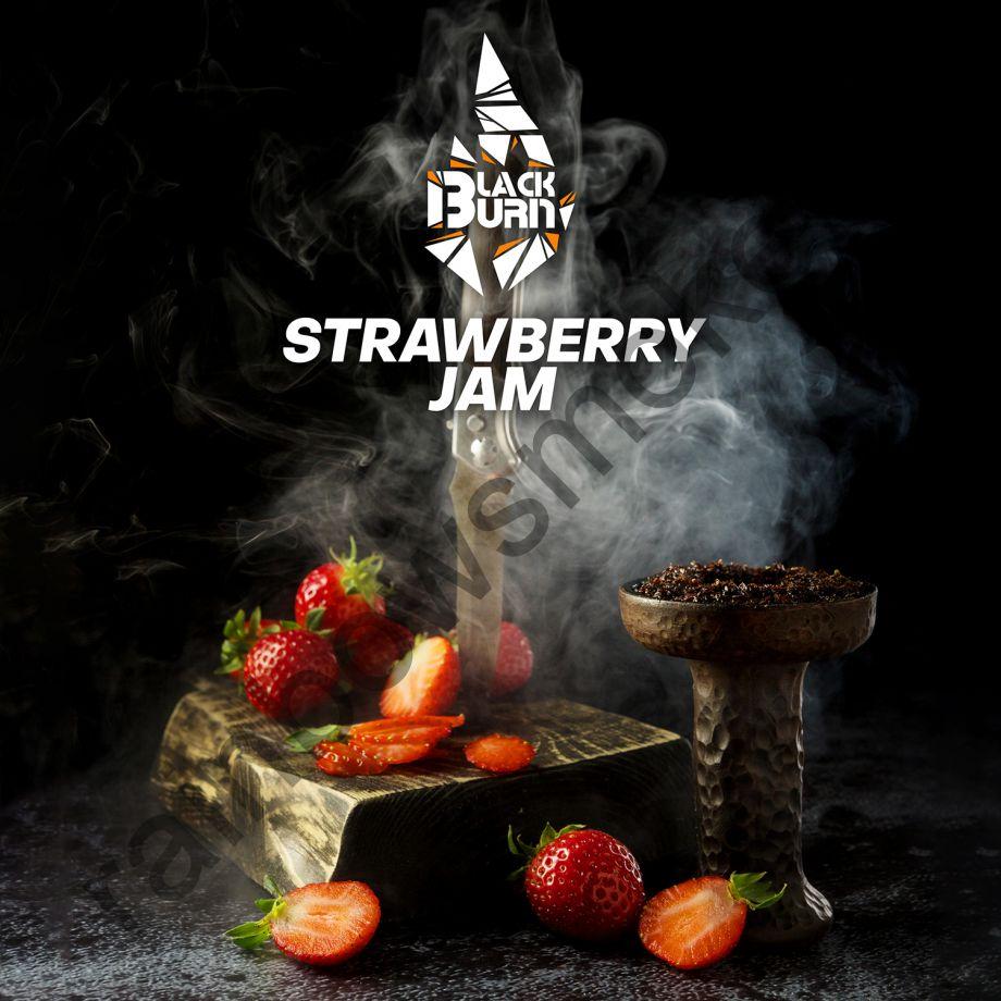 Black Burn 20 гр - Strawberry Jam (Клубничный Джем)