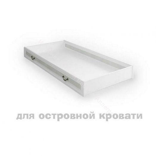 "Ящик двухсторонний ""Классика"" для островной кровати"