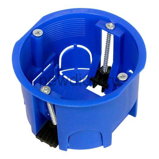 Коробка установочная ГСК 80-0600 безгалогенная (HF) 68х45 (200шт/кор)