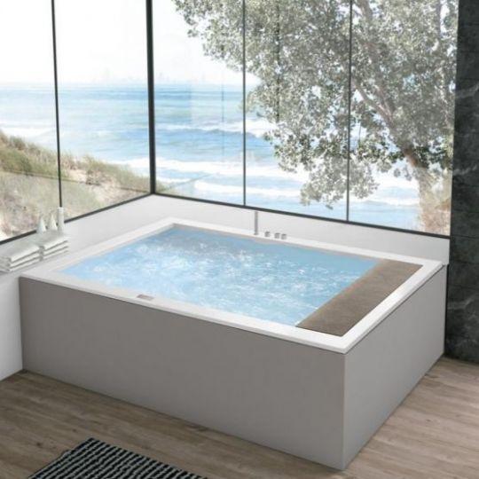 Hafro Minerva indoor ванна 2MNA4D2 200 см 150 см