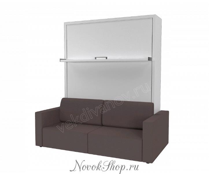 Шкаф-диван-кровать СМАРТ-1