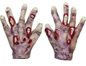 Перчатки Живой мертвец