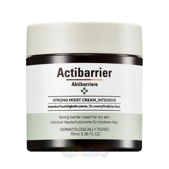 Missha Глубоко увлажняющий интенсивный крем Actibarrier Strong Moist Cream Intensive, 70 мл