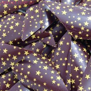 Переводной лист для шоколада ЗВЕЗДА