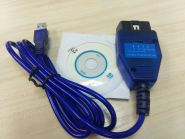 Сканер VAG KKL+ for Fiat USB ECU
