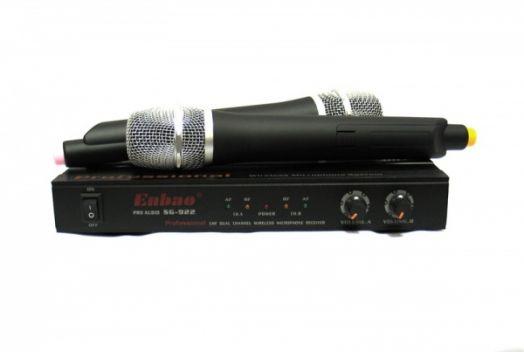 ENBAO SG-922 UHF Радиосистема 2 микрофона