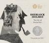 Шерлок Холмс 50 пенсов Великобритания  2019 буклет