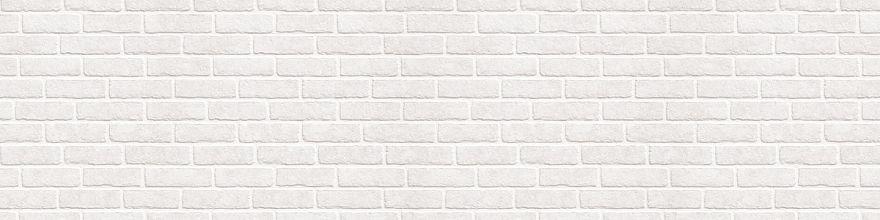 Фартук для кухни «Белые кирпичи» Производитель Виват