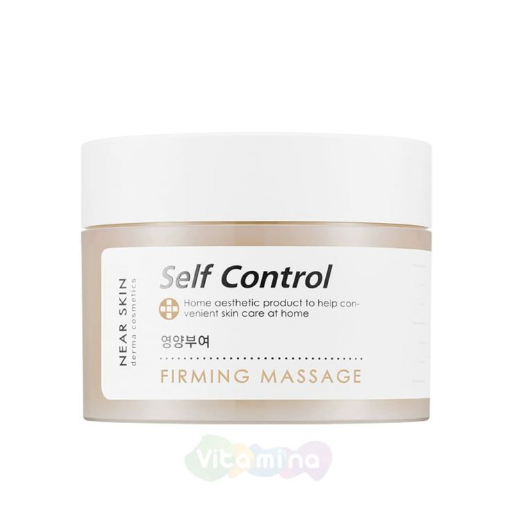 Missha Массажный укрепляющий крем Near Skin Self Control Firming Massage, 200 мл