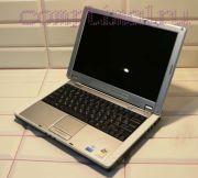 "Ноутбук Dell Inspiron 700m (12.1""-1280x800/Pentium M 725/2.0Gb/80Gb/Win XP Pro)"