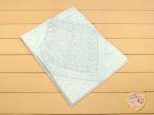 Комплект постельного белья 3 пред. 3-PO001(c)-BA (батист белый)