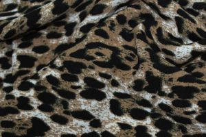 Блузочная ткань тиффани принт VT-10169/D1/C#1