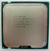 Процессор Intel CoreDuo E6320 - lga775, 65 нм, 2 ядра/2 потока, 1.86 GHz, 1066FSB, 65W [1183]