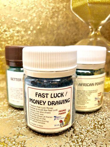 Ладан «Удача в быстром привлечении денег» (Fast Luck / Money Drawing)