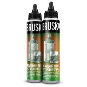 "Е-жидкость Brusko, Немецкий ликер ""Старший егерь"" 60 мл."