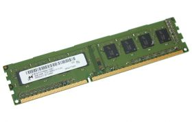 Оперативная память Micron DDR3 1600 DIMM 4Gb MT8JTF51264AZ-1G6E1