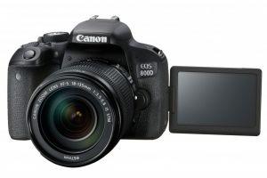 Canon EOS 800D Kit 18-135 IS USM NANO