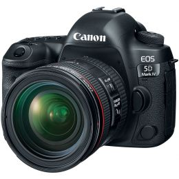 Canon EOS 5D Mark IV Kit 24-105mm f/4L IS USM