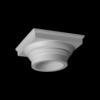 Капитель Колонны Европласт Лепнина 4.41.101 Ш270хВ127хГ270 мм